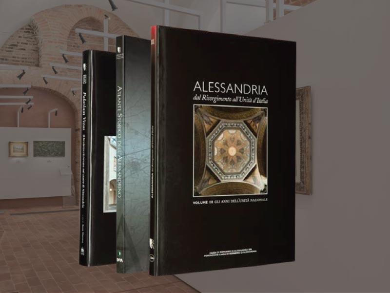Bookshop - Palazzo del Governatore - Palatium Vetus - Fondazione CRA Alessandria