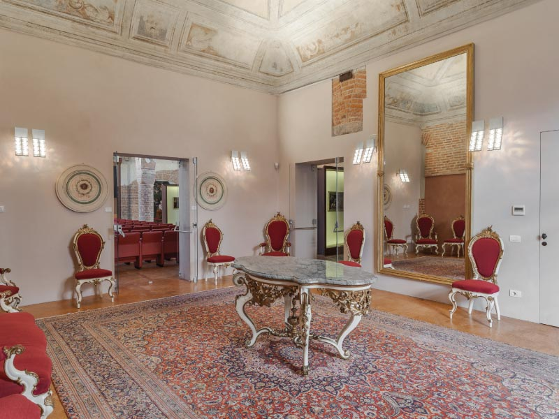 Sede Palazzo del Governatore - Palatium Vetus - Alessandria