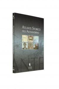 Libro Atlante Storico dell'Alessandrino - Bookshop - Palazzo del Governatore - Palatium Vetus - Fondazione CRA Alessandria
