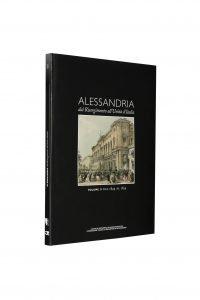 Libro Alessandria dal Risorgimento all'Unità d'Italia - Bookshop - Palazzo del Governatore - Palatium Vetus - Fondazione CRA Alessandria