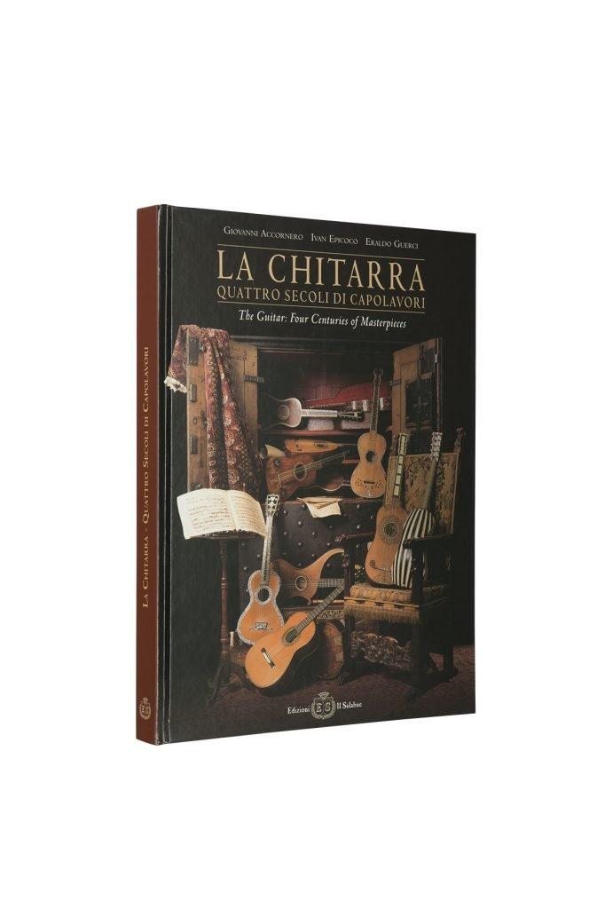 Libro La chitarra quattro secoli di capolavori - Bookshop - Palazzo del Governatore - Palatium Vetus - Fondazione CRA Alessandria