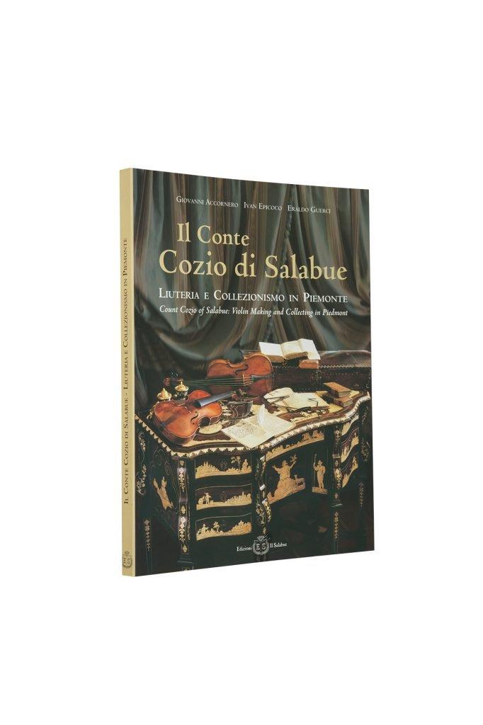 Libro Il Conte Cozio di Salabue - Bookshop - Palazzo del Governatore - Palatium Vetus - Fondazione CRA Alessandria