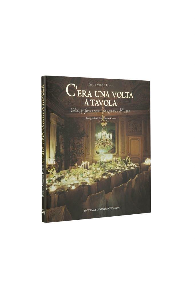 Libro C'era una volta a tavola - Bookshop - Palazzo del Governatore - Palatium Vetus - Fondazione CRA Alessandria