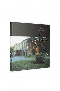 Libro Alessandria in scena - Bookshop - Palazzo del Governatore - Palatium Vetus - Fondazione CRA Alessandria