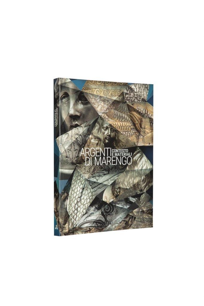 Libro Argenti di Marengo - Bookshop - Palazzo del Governatore - Palatium Vetus - Fondazione CRA Alessandria