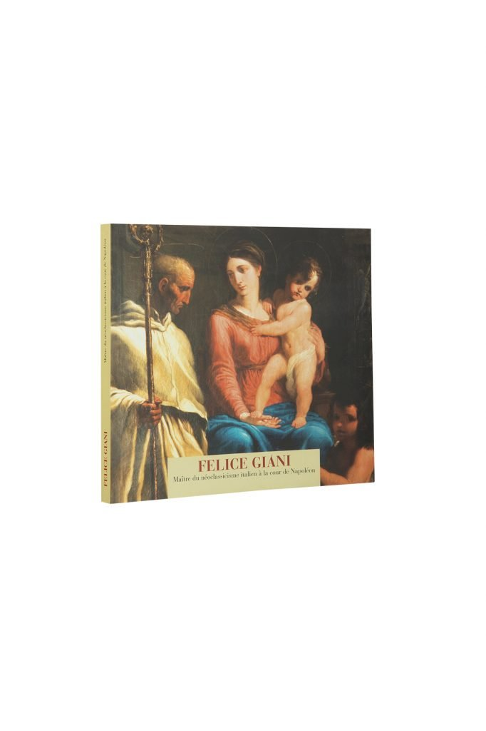 Libro Felice Giani - Bookshop - Palazzo del Governatore - Palatium Vetus - Fondazione CRA Alessandria