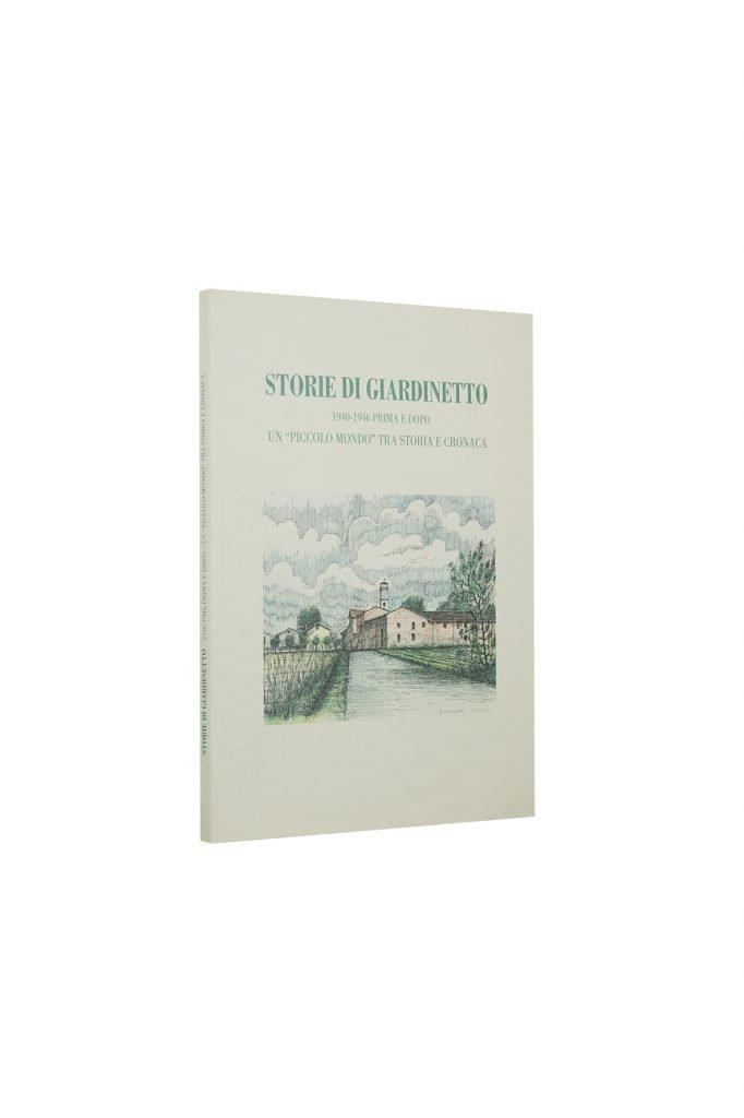 Libro Storie di Giardinetto - Bookshop - Palazzo del Governatore - Palatium Vetus - Fondazione CRA Alessandria