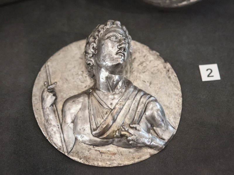 Mostra Argenti di Marengo - Palazzo del Governatore - Palatium Vetus - Fondazione CRA - Alessandria