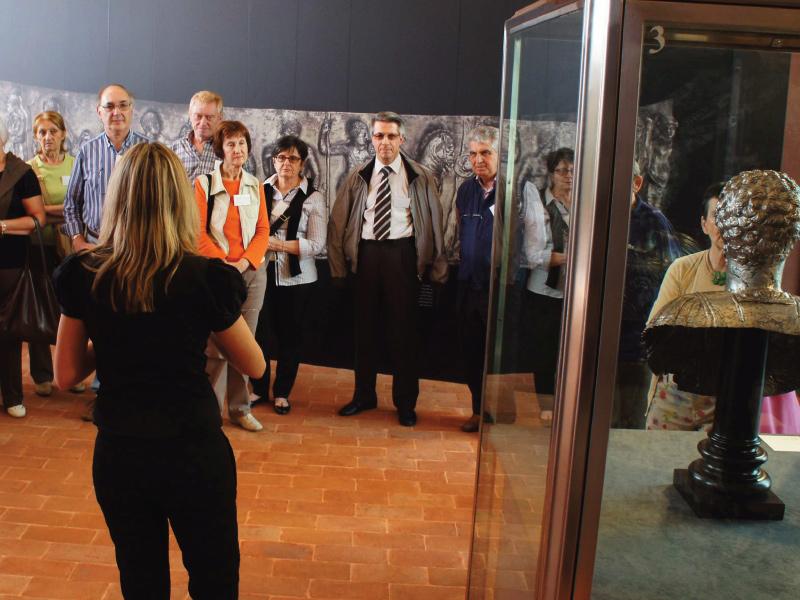 Visite Guidate - Palazzo del Governatore - Palatium Vetus - Fondazione CRA - Alessandria